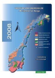Thorium som energikilde - Muligheter for Norge - Regjeringen.no