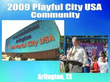 Arlington, TX - KaBOOM!