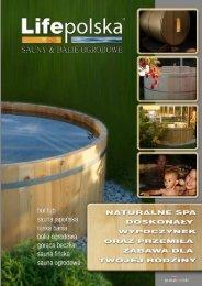 Tubs and garden saunas – price offe