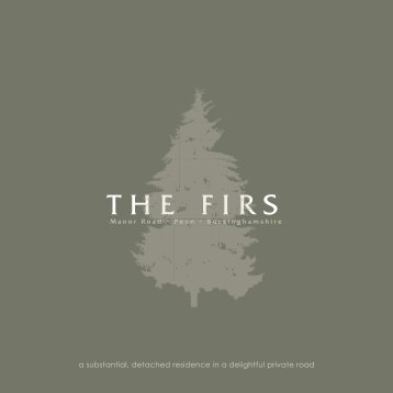 THE FIRS HE FIR - Fine & Country