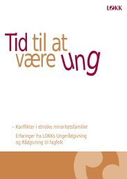 Tid til at være ung, 2005 - Danner