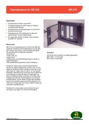 Acrobat Distiller, Job 3 - Autronica - Autronica Fire and Security