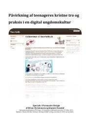 Speciale Christensen og Fonsdal 2012.pdf - Hjem