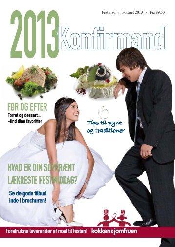 Før Og EFTEr - Kokken & Jomfruen