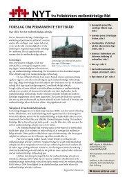 NYT nr. 3 - december 2008 (pdf) - Det mellemkirkelige Råd