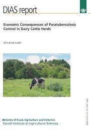 DIAS Report No. 63, June 2005 - Herd Management - SCIENCE