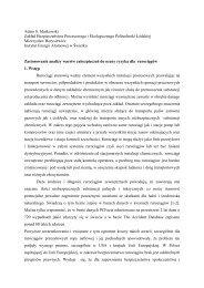 Metodyka oceny ryzyka dla ruroci¹gów - MANHAZ - Instytut Energii ...