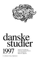 Danske Studier 1997