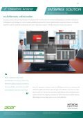 IT Operations Analyzer IT Operations Analyzer - Acer - Page 3