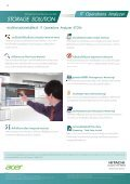 IT Operations Analyzer IT Operations Analyzer - Acer - Page 4