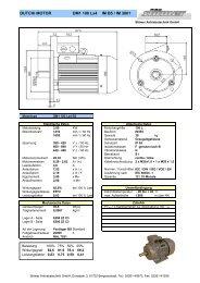 DM1 100 Lx4 B5 - Stoewer-Getriebe.de