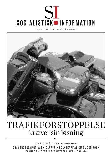SI nr. 219 - Socialistisk Information