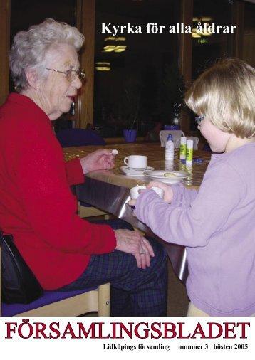 Nr 3 2005 - Lidköpings Församling