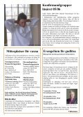 Nr 3 2005 - Lidköpings Församling - Page 6