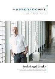 Forskning på dansk – - Elbo