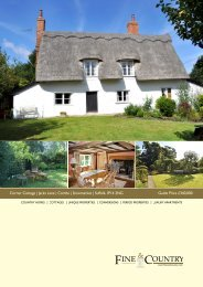 Corner Cottage | Jacks Lane | Combs | Stowmarket ... - Fine & Country