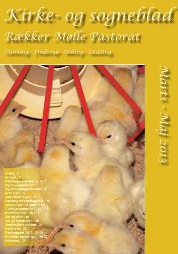 Se kirkebladet marts-maj 2013