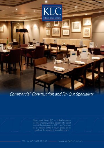 Commercial Construction and Fit- Out Specialists - CMS