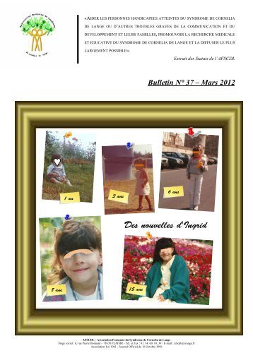 Bulletin N° 37 - Orphanet