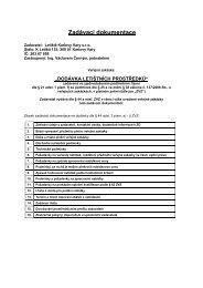 01_Zadávací dokumentace_Letištní prostředky_k ... - Olivius, s.r.o.