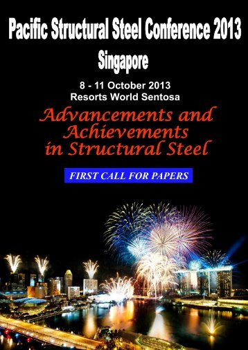 Advancements and Achievements in Structural Steel - Southern ...