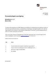 Nyhedsbrev 17 - marts 2013 - Teknologisk Institut