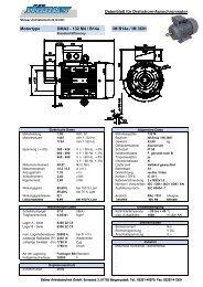 DMA2 132 M4 B14 - Stoewer-Getriebe.de