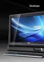 Desktops - Acer
