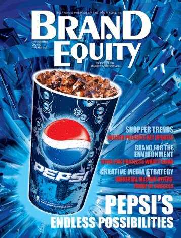 contents editor's note - Brand Equity Magazine