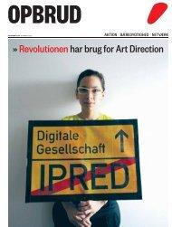 Revolutionenhar brug for Art Direction - iBureauet