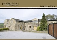 Lonk House Farm - Fine & Country