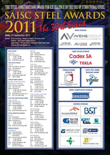AISC Steel Awards 2011