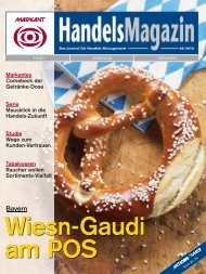 Bayern - Markant Handels und Service GmbH