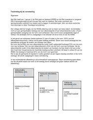 Toelichting bij de verordening Algemeen Het Rijk heeft per 1 januari ...