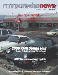 Porsche - Rocky Mountain Region Porsche Club - Porsche Club of ...