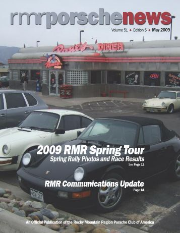 Porsche - Rocky Mountain Region Porsche Club - Porsche Club of ...