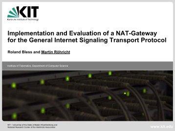 Download Presentation - KIT