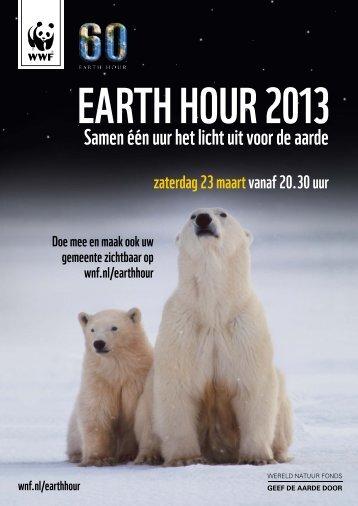 Flyer gemeenten - Wereld Natuur Fonds