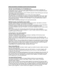 Bijlage I bij hoofdstuk 3: Handreiking normering hulp bij het ...