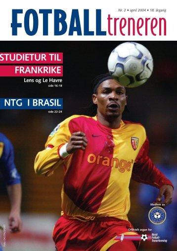 Norsk fotball - trenerforeningen.net