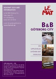 Ladda ner broschyr - Le Mat