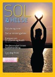 Sol og Helse 01/10 - Velvære-Grossisten AS