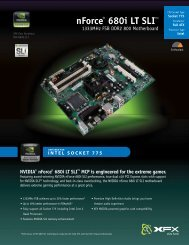 nForce® 680i LT SLITM - TigerDirect.com