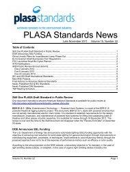 Standards News - TSP - Plasa