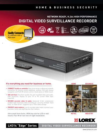 digitaL Video SUrVeiLLaNce recorder - static.highspeedb...