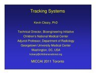 tracking systems 2011