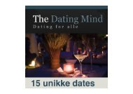 Klik her for at hente din nye Ebog - The Dating Mind