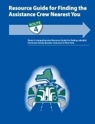 Resource Guide for Finding the Assistance Crew Nearest You
