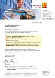 E MM06 Anschreiben Paket 0106