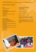 Annual Report 2009 - Starfish Greathearts Foundation - Page 2